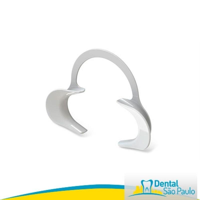 Afastador Boca para Colagem Braquetes Preço ABCD - Afastador Labial para Fotografia Frontal Lateral