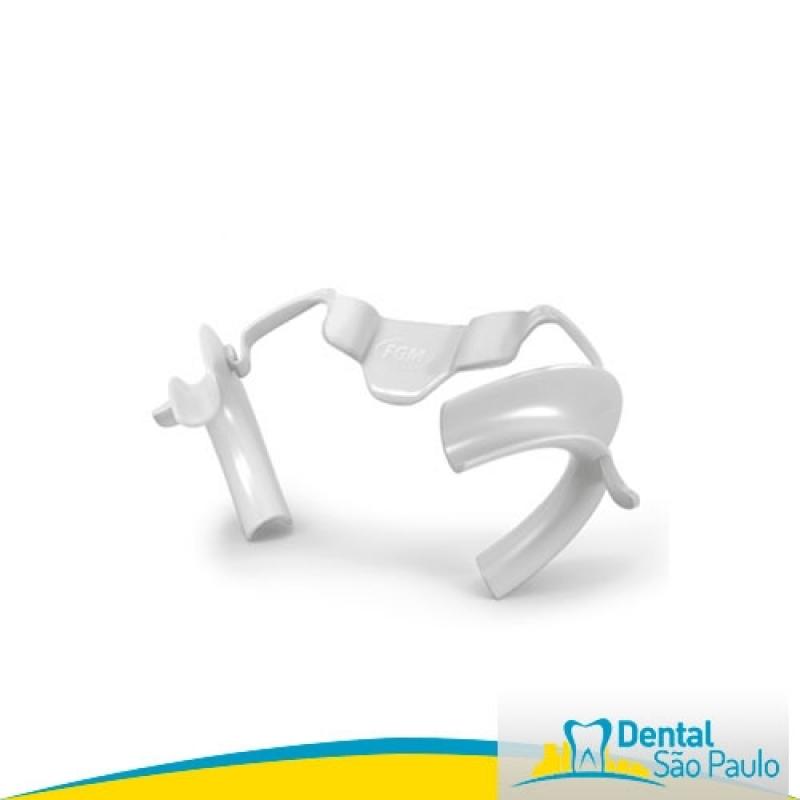Afastador de Boca para Ortodontia Preço Campinas - Afastador Labial para Fotografia Frontal Lateral