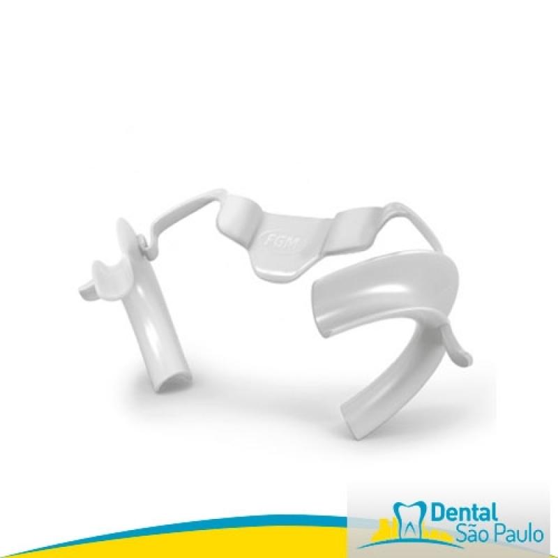 Afastador Labial Arcflex Fgm Valor Mooca - Afastador Labial para Fotografia Frontal Lateral