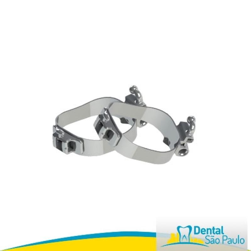 Anéis e Bandas Ortodônticas São José dos Campos - Kit Bandas Ortodônticas