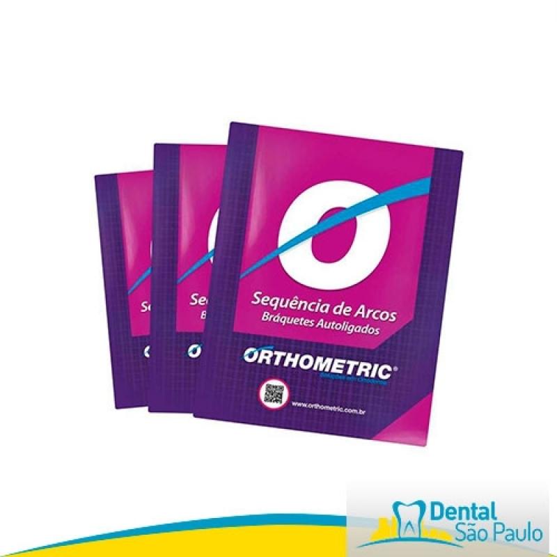 Arcos Cooper Niti Ortodontia Preço Rio Grande da Serra - Arcos Niti Orthometric