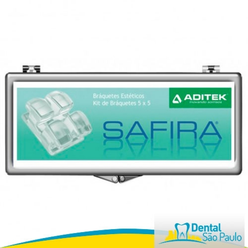 Dental Ortodontia com Produtos Aditek Valor Lauzane Paulista - Dental Ortodontia Produtos Orthomertric