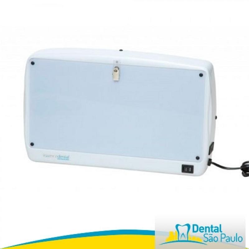 Onde Comprar Negatoscopio Odontológico Panoramico Mongaguá - Negatoscopio Odontológico Slim Led Rosa
