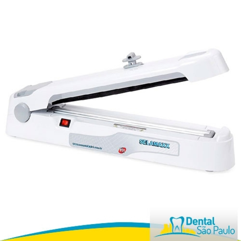 Onde Comprar Seladora Odontológica Selamaxx com Suporte Cambuci - Seladora Odontológica