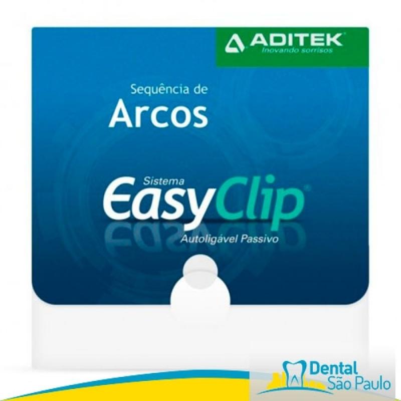Onde Comprar Sequencia Arcos Niti Aditek Indaiatuba - Arcos Niti para Ortodontia