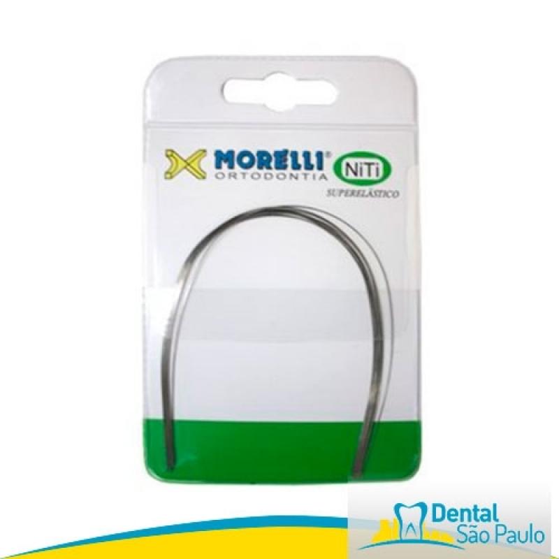 Onde Comprar Sequencia Arcos Niti Morelli Cardeal - Arcos Niti Morelli