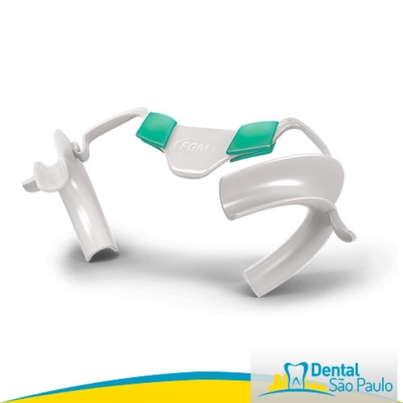 Onde Encontro Afastador Labial Arcflex Fgm Itupeva - Afastador Labial para Fotografia Frontal Lateral