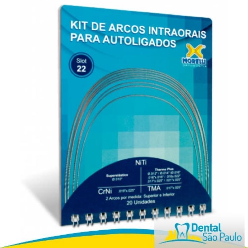 Onde Encontro Arcos Niti Ortodontia Chora Menino - Arcos Niti Orthometric