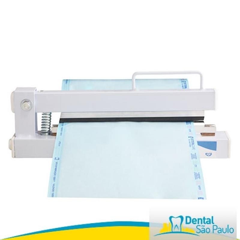 Onde Tem Seladora Odontológica 21 Cm Protect Junior Agir Engenheiro Goulart - Seladora Odontológica Grau Cirúrgico