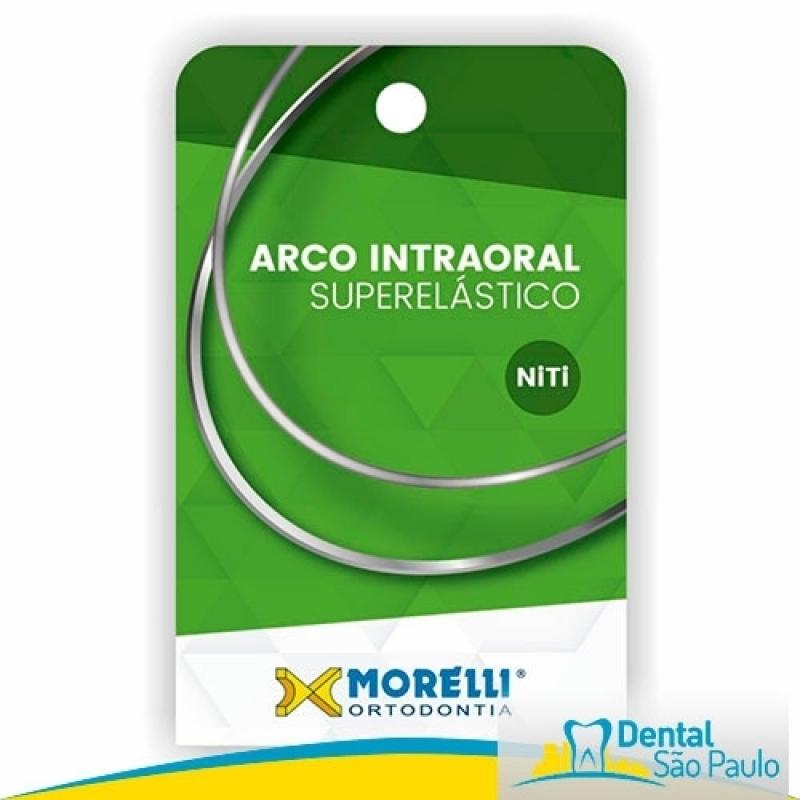 Qual o Preço de Arco Niti Inferior Presidente Prudente - Arco Niti