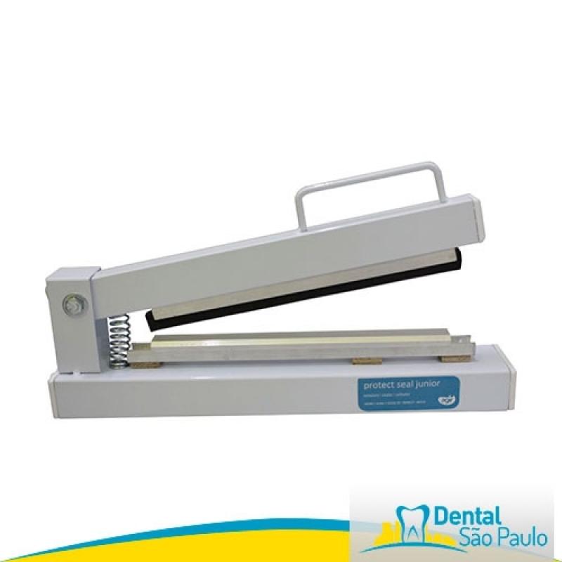 Seladora Odontológica 21 Cm Protect Junior Agir Preço Lauzane Paulista - Seladora Odontológica