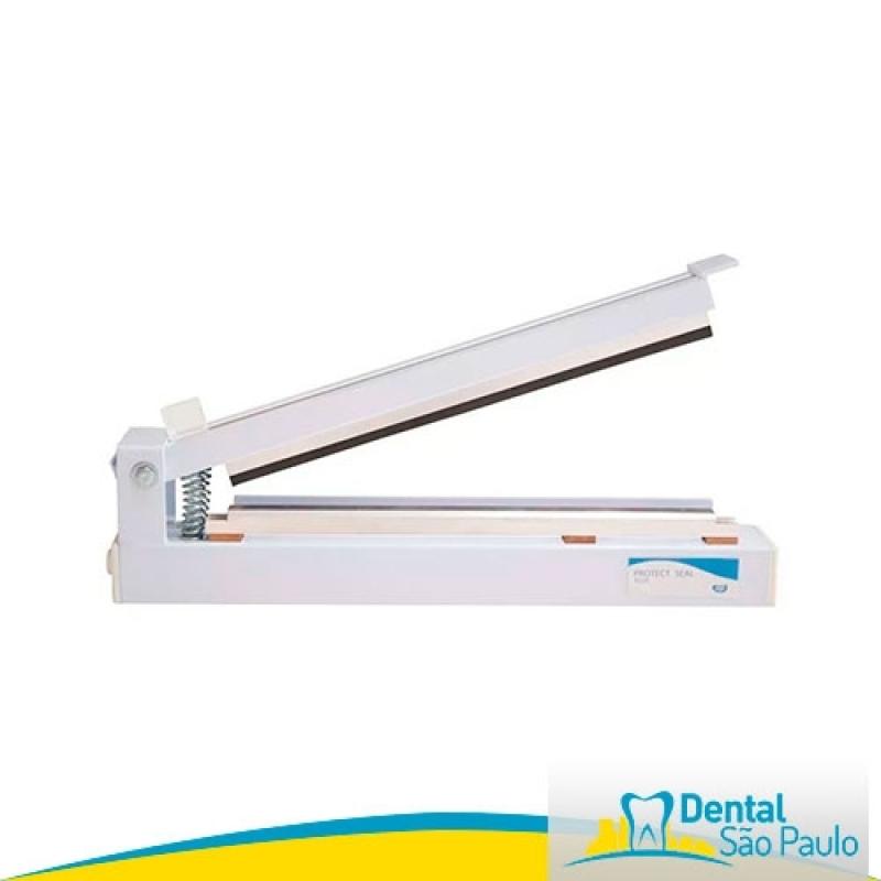 Seladora Odontológica com Guilhotina Santa Efigênia - Seladora Odontológica