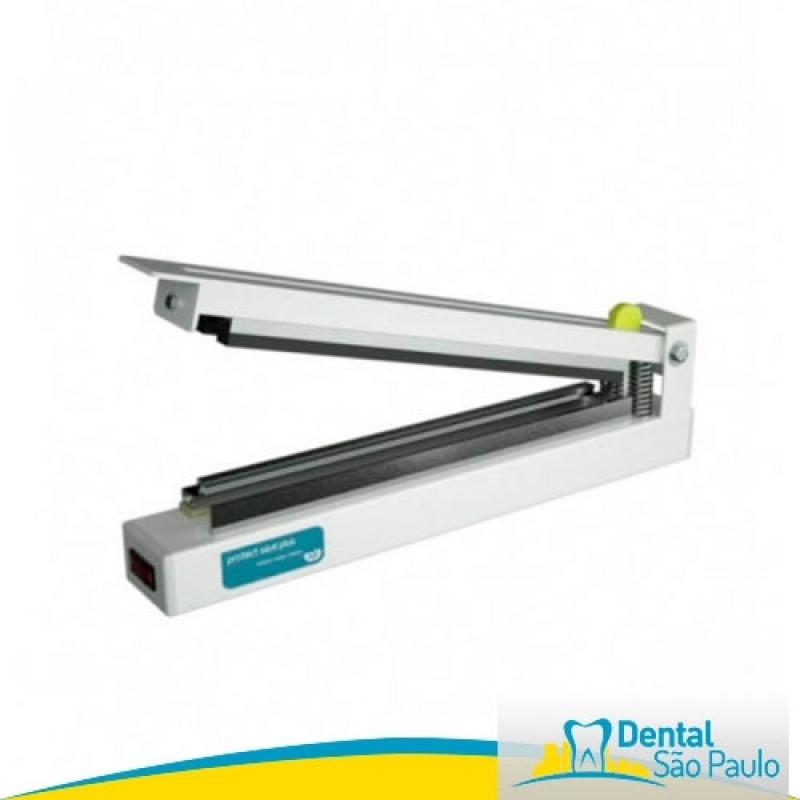 Seladora Odontológica com Suporte Protect Preço Vila Matilde - Seladora Odontológica
