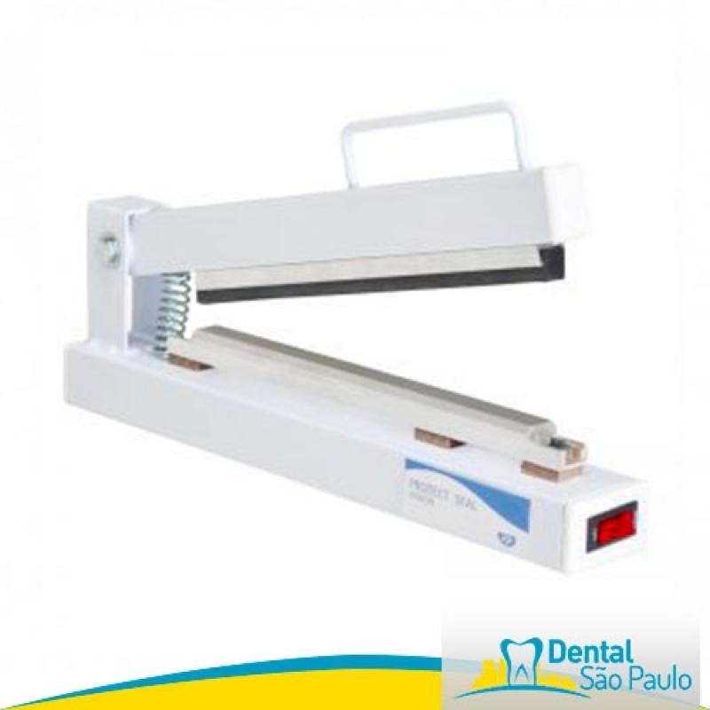 Seladora Odontológica Manual Preço Bixiga - Seladora Odontológica