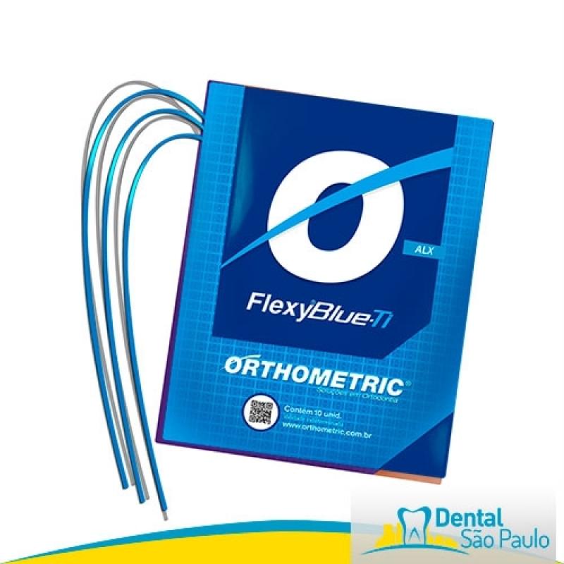Sequencia Arcos Niti Orthometric Mairiporã - Arcos Niti para Ortodontia