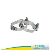 anéis e bandas ortodônticas Francisco Morato