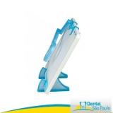 negatoscopio odontológico slim led branco Itu
