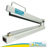 seladora odontológica para selagem em papel grau cirúrgico